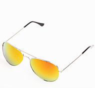 100% UV Aviator Sunglasses