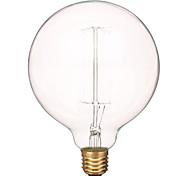 Lámparas LED de Filamento E26/E27 40 W 1 480 LM Blanco Cálido AC 100-240 V 1 pieza