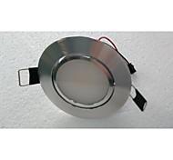 1pcs nueva regulable LED empotrado Downlight mazorca 6w oscurecimiento llevó la luz del punto del LED techo lámpara ac 220v