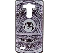 Triangular Eyes Design Hard Case for LG G3
