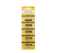 COMSAN 5PCS 27A 12V / LR828 Alkaline Battery for Wireless Doorbell / Remote Control /Alarm