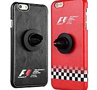 Formel 1-Rennserie pu Ledertasche für iPhone 6 (verschiedene Farben)