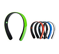cuffie di musica senza fili o microfono incorporato per ios / smartphone Android&dispositivi multimediali