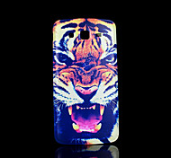 tijger patroon deksel fo Samsung Galaxy Grand 2 g7106 case