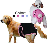 Dog Pants Black / Blue / Pink / Purple Spring/Fall Solid