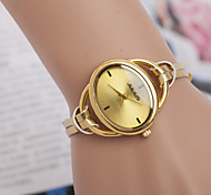 Women's Watches The Trend Of Leather Strap Watch Fine Personality