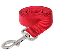 Dog & Horse Outdoor Training Nylon Leash for Pet (Assorted Colors,Sizes)