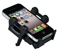 Fixation Support pour Téléphone Automatique Support Ajustable Plastique for Téléphone portable