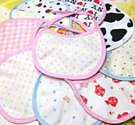 Bavaglino tessile For Durante allattamento / Pulizia 0-6 mesi / 6-12 mesi Bambino