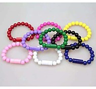 24CM Fozhu Prayer Beads Bracelet Style USB Cable Charging/Data Sync As Hand Ring For Samsung and Other Android Phones