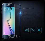 0,3 mm de alta definición protector de la pantalla de vidrio templado para el borde samsung galaxy s6