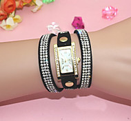 Fashion Women's  Crystal Bracelet Watch