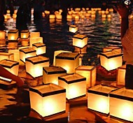 Water Floating Candle Lantern Biodegradable (15*15cm)