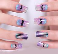 Lovely Cartoon Finger Nail Stickers