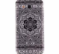 For Samsung Galaxy Case Pattern Case Back Cover Case Mandala TPU Samsung Grand 2
