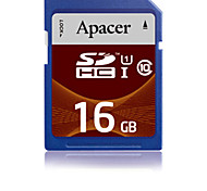 Apacer 16Go UHS-I U1 / Classe 10 SD/SDHC/SDXC (MB/S) (MB/S)