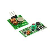433m modulo super-rigenerativo modulo ricevente di trasmissione senza fili del trasmettitore mlarm 1