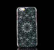 Aztec Mandala Flower Pattern Cover for iPhone 6 Case