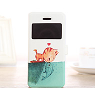 Cellphone Case Protection With Drawing Cartoon Shell for iPhone 5C