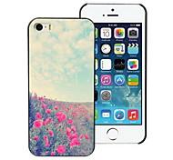 Lovely Flower Design Hard Case for iPhone 4/4S
