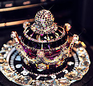 HONORV™ Car Perfume Rhinestone Diamond Ornaments