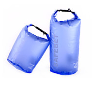 Rafting Bag Dry Bag Waterproof Travel Bag Backpack Type 15 Liters Blue