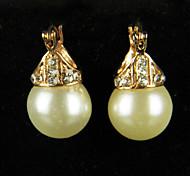 Women's Fashion Pearl Earrings 1pair