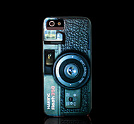 Camera Pattern Cover for iPhone 4 Case / iPhone 4 S Case