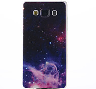Star Pattern TPU Material Soft Phone Case for Galaxy A3 A5 A7