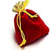 Beam Pocket Fabric Jewelry Bags 3pcs