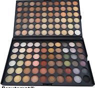 120 Colors Professional Eyeshadow Matte/Dry Powder Makeup Cosmetic Palette Smokey makeup/party makeup