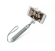 270-Grad-Drehung bluetooth selfie Stick (Farbe sortiert)