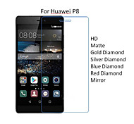 10pcs HD Transparent Screen Protector Films for Huawei P8