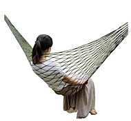 Indoor Outdoor Swing Hammock Hammock Bump Nylon Mesh Hammock Multicolor Color