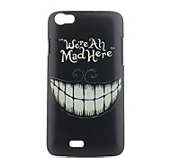 Tooth Pattern PC Phone Case For Wiko LENNY