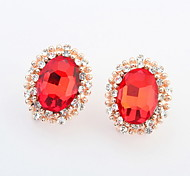 New Arrived For 2015 Free Shipping European And American Luxury Elegant Jewelry Studs Earrings For Women