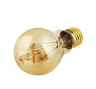 Lampadine LED a incandescenza YouOKLight E26/E27 40W Decorativo 400 LM Bianco caldo 1 pezzo AC 110-130 V