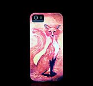 renard couverture de modèle pour iphone 4 / iPhone 4 s