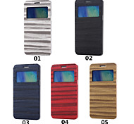 New Luxury Flip Stand PU Leather Metal frame holster Cover Case For Samsung Galaxy A3 (Assorted Colors)