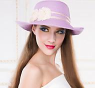 Donne Vimini Copricapo-Casual / All'aperto Cappelli 1 pezzo