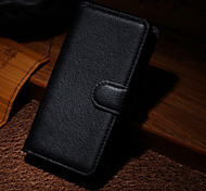 Para Capinha Nokia Case Tampa Carteira Porta-Cartão Com Suporte Capinha Côr Sólida Rígida para Nokia Nokia Lumia 930