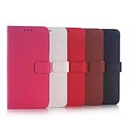 litchi mode de grain étui de téléphone portable pour Samsung Galaxy S6