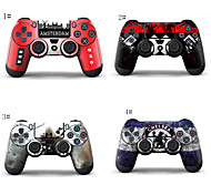 Sexy Vinyl Decals Cover for Sony Playstation 4 Controllers Two(2) Decals