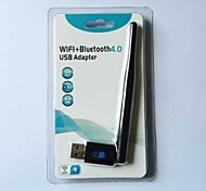 w87b 150m adattatore wireless card + bluetooth audio trasmettitore bluetooth 4.0