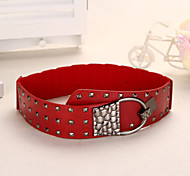 Women Fashion Belt Party/Casual Leather Faux Leather Wide Belt