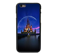 kasteel ontwerp harde case voor iPhone 5c