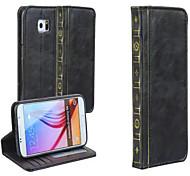 Geschäfts hochwertige Bücher voller Körper für Samsung-Galaxie s6