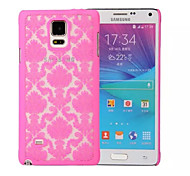 High-Grade Fashion Laser Three-Dimensional Carving PC Materiai for Samsung Galaxy NOTE 3(Assorted Colors)