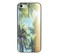 Design Aloha étui rigide pour iPhone 4 / 4S