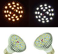Spot Lampen Eingebauter Retrofit E26/E27 12 W 1200lm LM 2800-6500K K 24 SMD 5730 Warmes Weiß/Kühles Weiß AC 85-265 V
